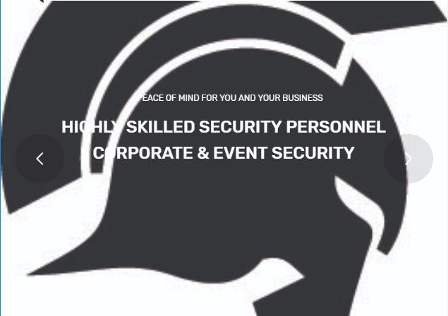 LATEST WORK: Spartan Protection Ltd.